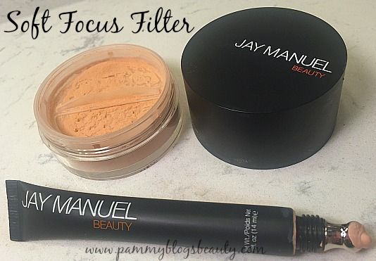 Pammy Blogs Beauty: Jay Manuel Beauty Filter Finish Collection: Looks, Swatches, and #Giveaway