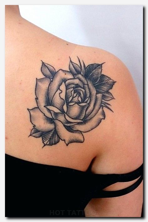 Rosetattoo Tattoo Tattoo Rose On Hand Moth Tattoo Japanese Red