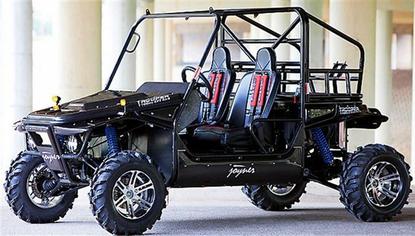 JOYNER T-2 TROOPER 4x4 68hp | 500cc To 1500cc Dune Buggies