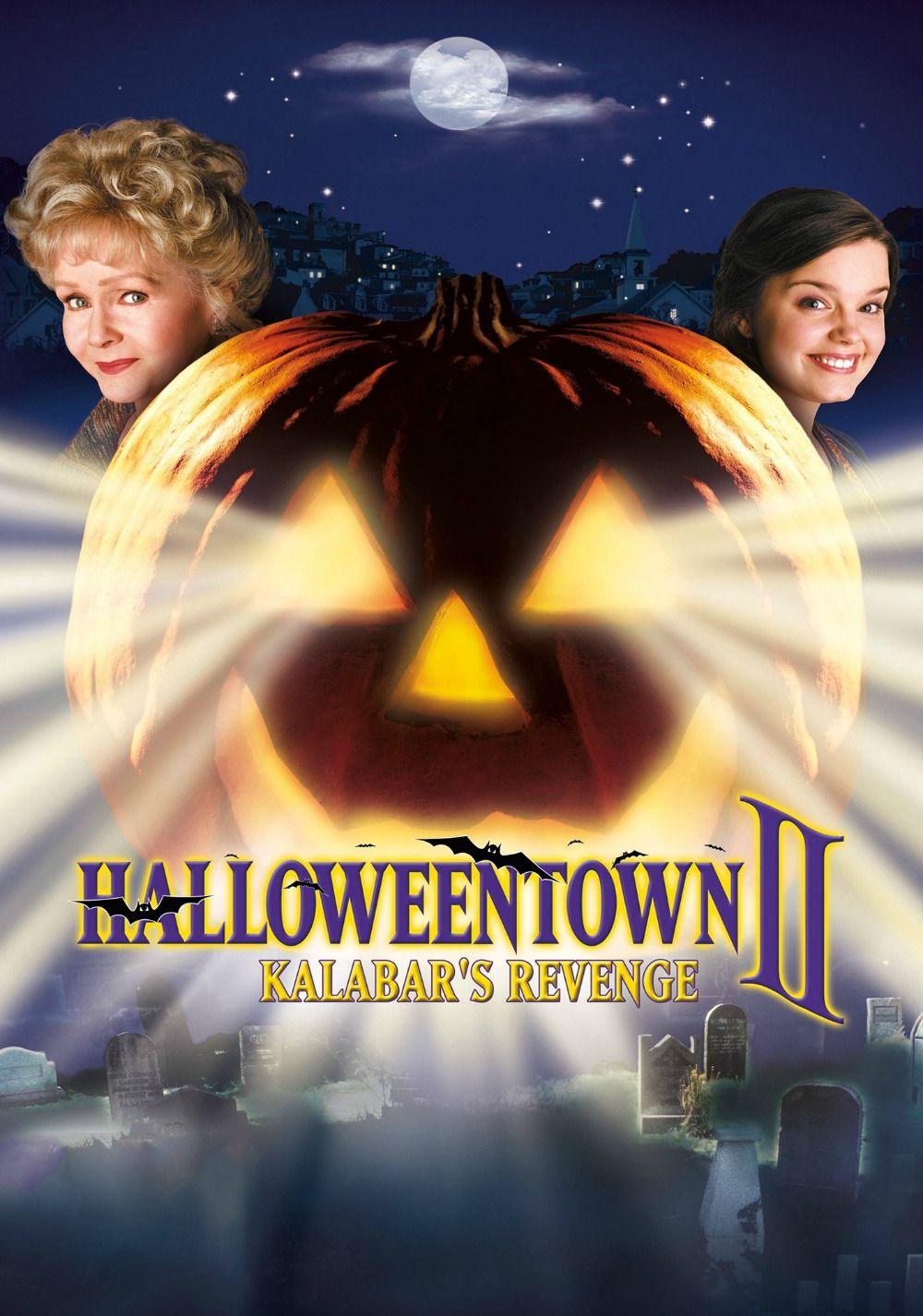 Halloweentown 2 La Vendetta Di Kalabar 2001 Halloween Movies Kids Halloween Town Movie Halloween Movies