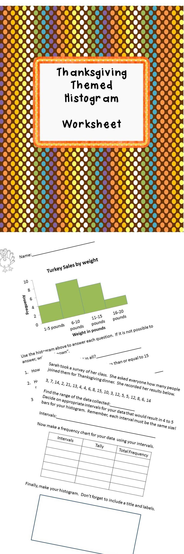 worksheet Histogram Worksheet 6th Grade histogram worksheet 6 sp b 4 worksheets and math 4