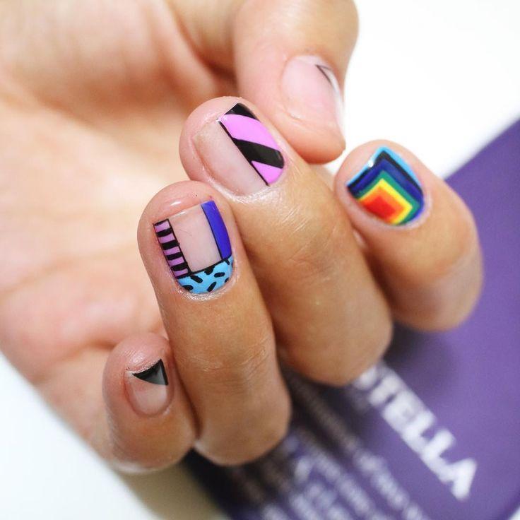 12 Unique trending nail art designs for 2017   Pinterest   Style ...