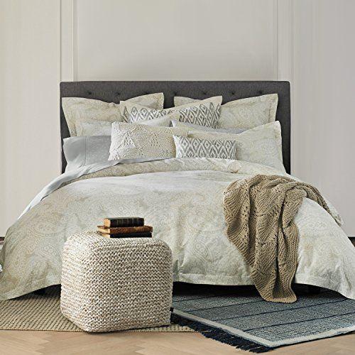 Amazon Com Tommy Hilfiger Mission Paisley Comforter Set King Paisley Bedding Comforter Sets Paisley Comforter