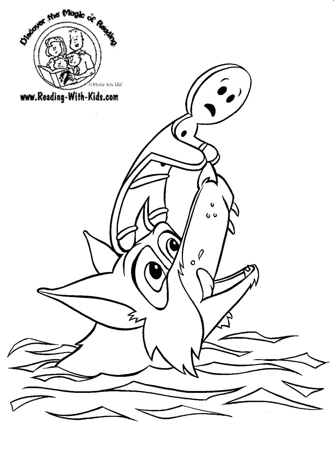 Gingerbread Man Coloring Sheet #FairyTale #FairyTales ...