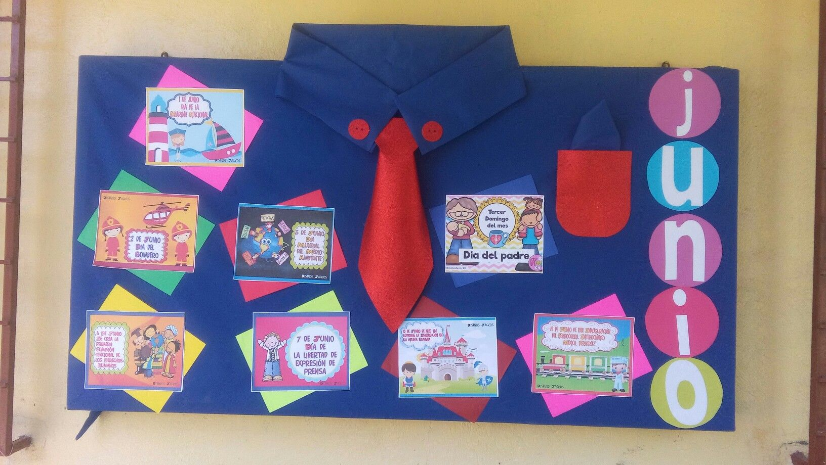 Periodico De Junio Ideas A Practicar En La Escuela Periodico
