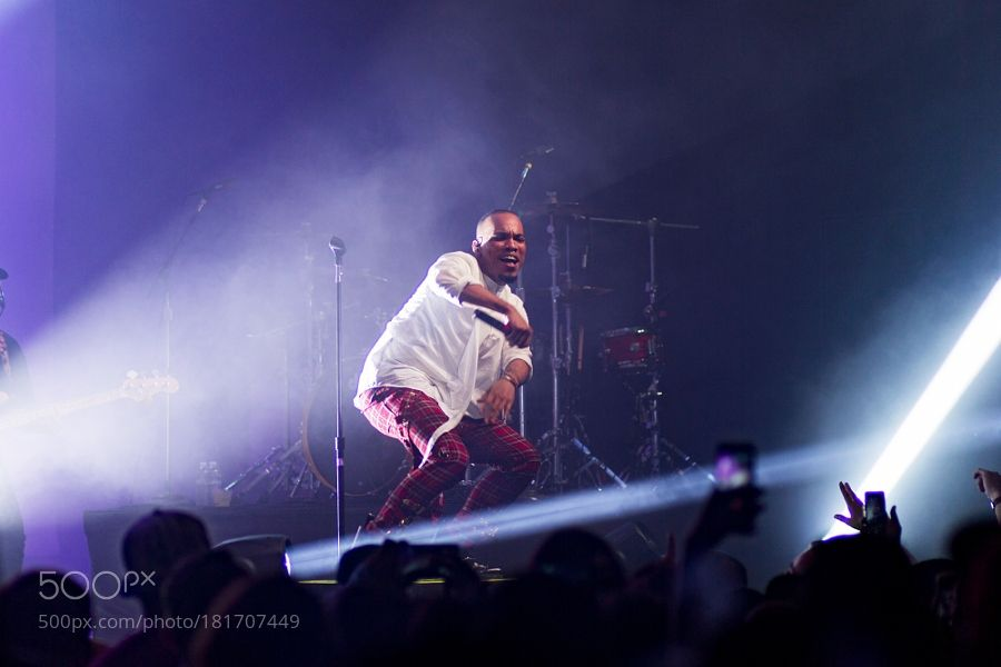 Anderson .Paak by gregchow