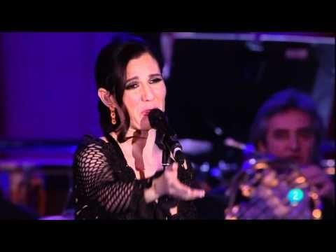 Diana Navarro Romance De La Otra Directo En El Homenaje A Plácido Domingo Placido Domingo Documentales Musica En Español