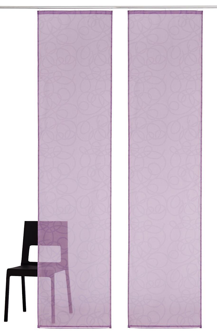 Moderne Gardinenstangen details aufhängung klettschiene befestigung erfolgt mittels