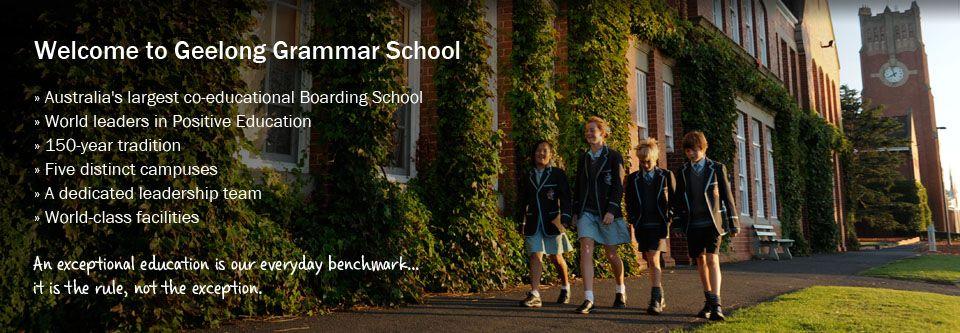 Geelong grammar upskirt