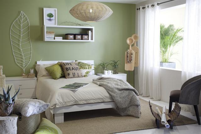 Slaapkamer Dekor Idees : Light airy bedroom ligte oop slaapkamer decor airy