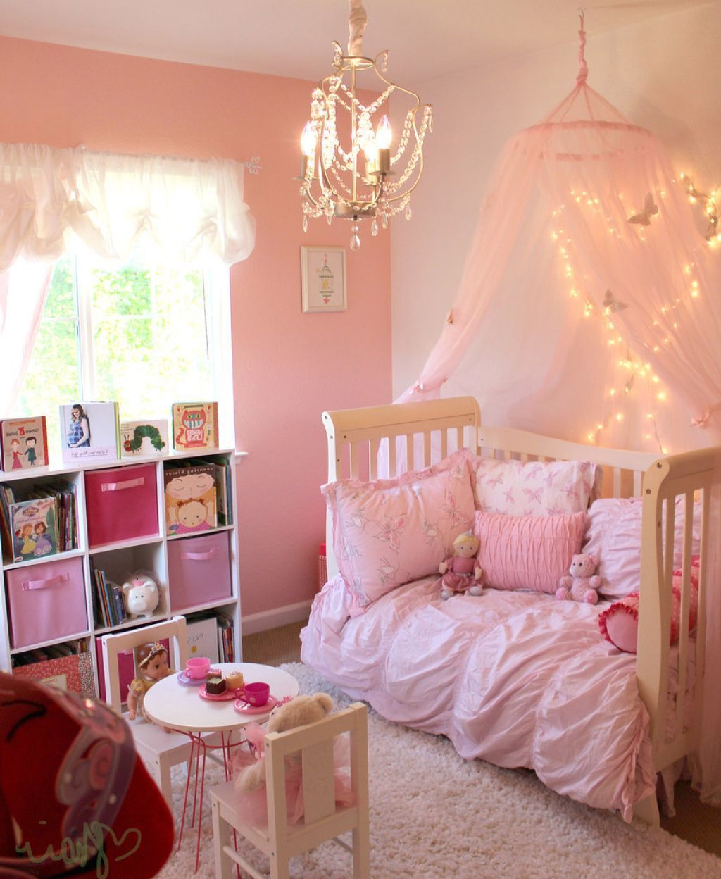 Diy Bedroom Ideas For Decorating The Kid S Bedroom To Be: 32 Cheery Designs For A Little Girl's Dream Bedroom