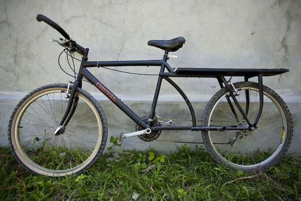 How To Build A Longtail Cargo Bike Cargo Bike Bike Powered Bicycle