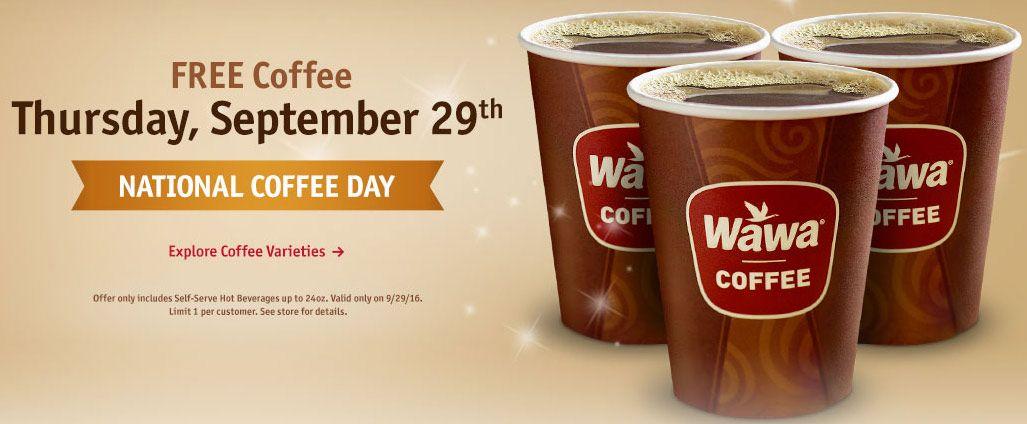 41++ Wawa free coffee coupon inspirations