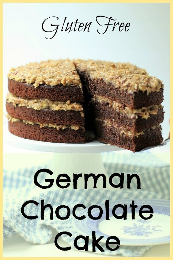 Classic German Chocolate Cake Recipe