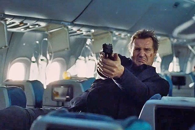 Liam Neeson's non-stop action films   俳優