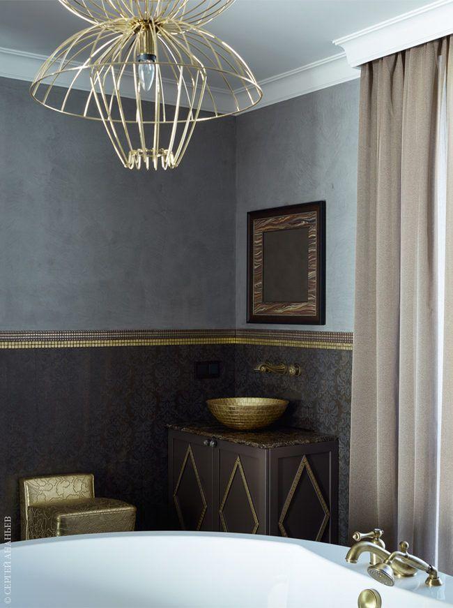 Фрагмент главной спальни Комод сделан по эскизам Ждановой