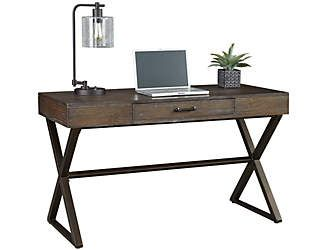 Lovely Home Office Desks | Art Van Furniture | Basement Office | Pinterest |  Office Desks, Basement Office And Desks Ideas