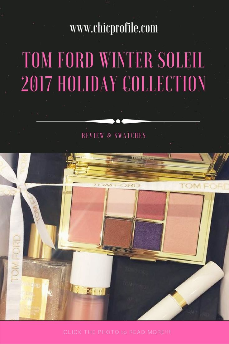To acquire Tom holiday ford makeup collection picture trends