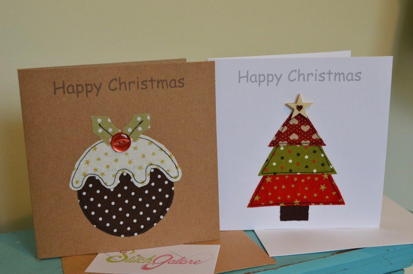 Stitch Galore: Handmade Christmas Cards | card | Pinterest ...