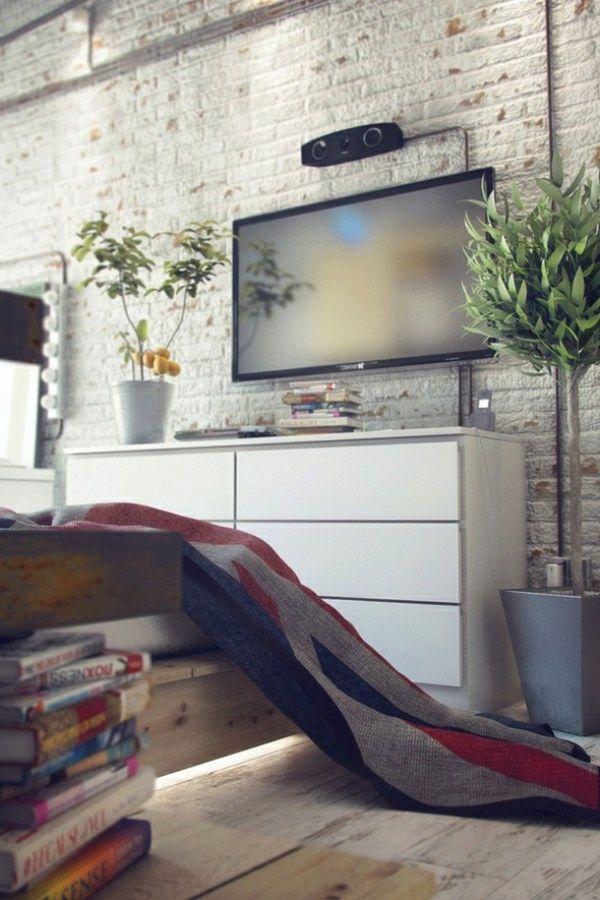 easy urban industrial decor designs to accent your home design no apartment also rh pinterest
