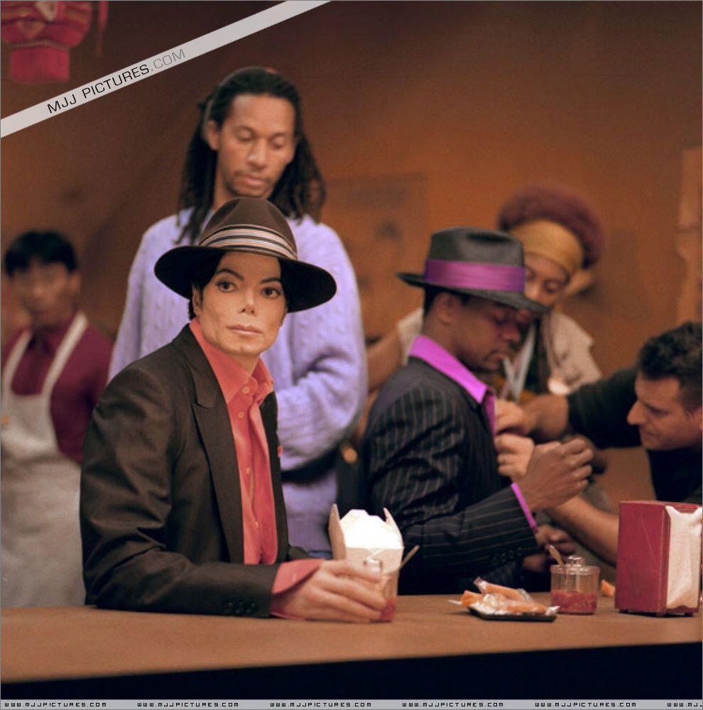 Michael Jackson & Chris Tucker | History | Pinterest