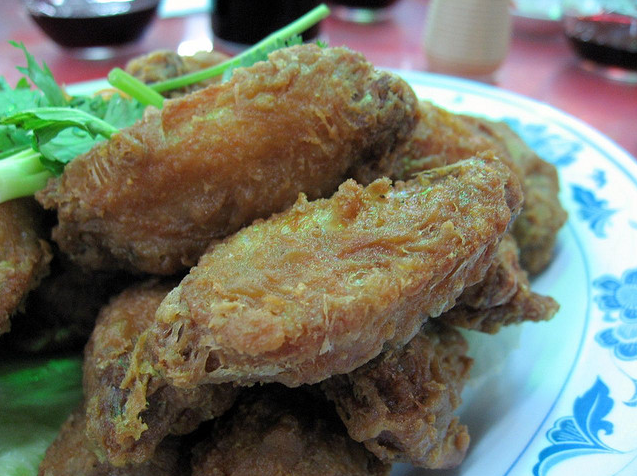 How to make deep fried prawn paste chicken wing singapore food how to make deep fried prawn paste chicken wing singapore food recipes forumfinder Choice Image