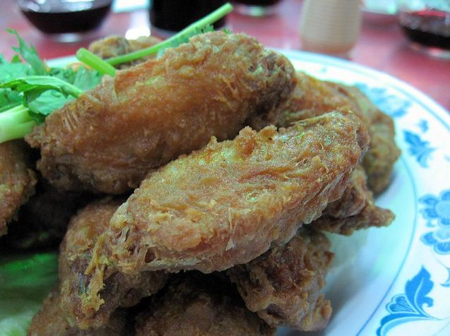 How to make deep fried prawn paste chicken wing singapore food how to make deep fried prawn paste chicken wing singapore food recipes forumfinder Gallery
