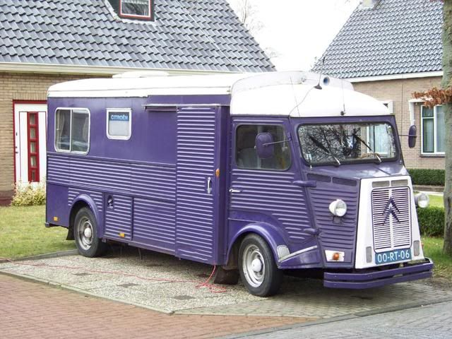 citro n hy citroen h panelvan recreational vehicles. Black Bedroom Furniture Sets. Home Design Ideas