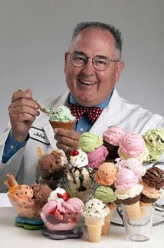 John Harrison Has The Scoop As Taste Tester For Nestle Ice Cream