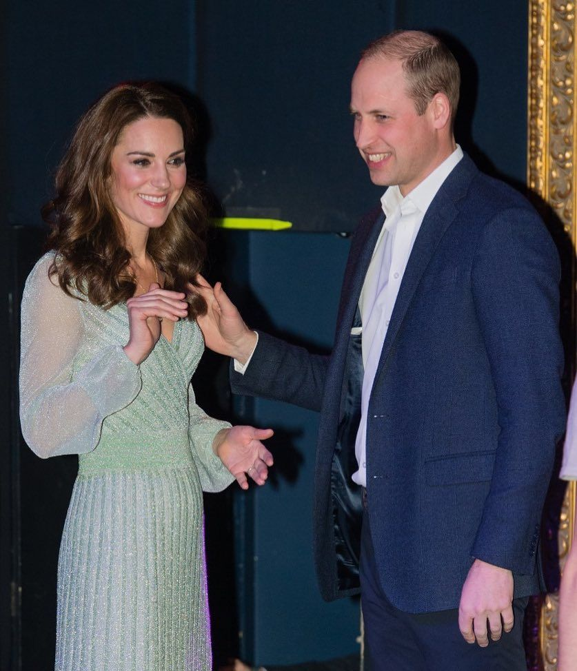 House Windsor On Instagram The Duke And Duchess Of Cambridge Are Concluding Day One In Northern Princesa Kate Duquesa De Cambridge Familias Reales Britanicas