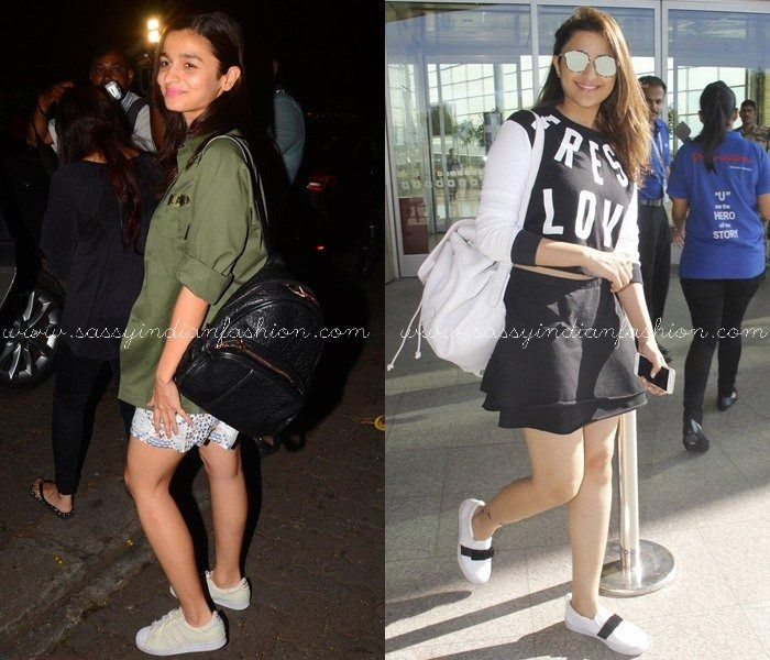 Backpacks Can Make You Overly Cute Fashion Celebrity Dresses Bollywood Fashion