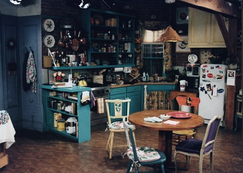 InDesign K+B Post - Friends Monica kitchen