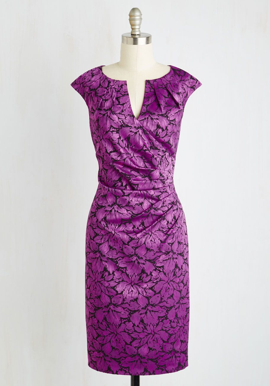 Something Sixties Cotton-Linen Dress in Plaid | Pinterest | Nueva ...
