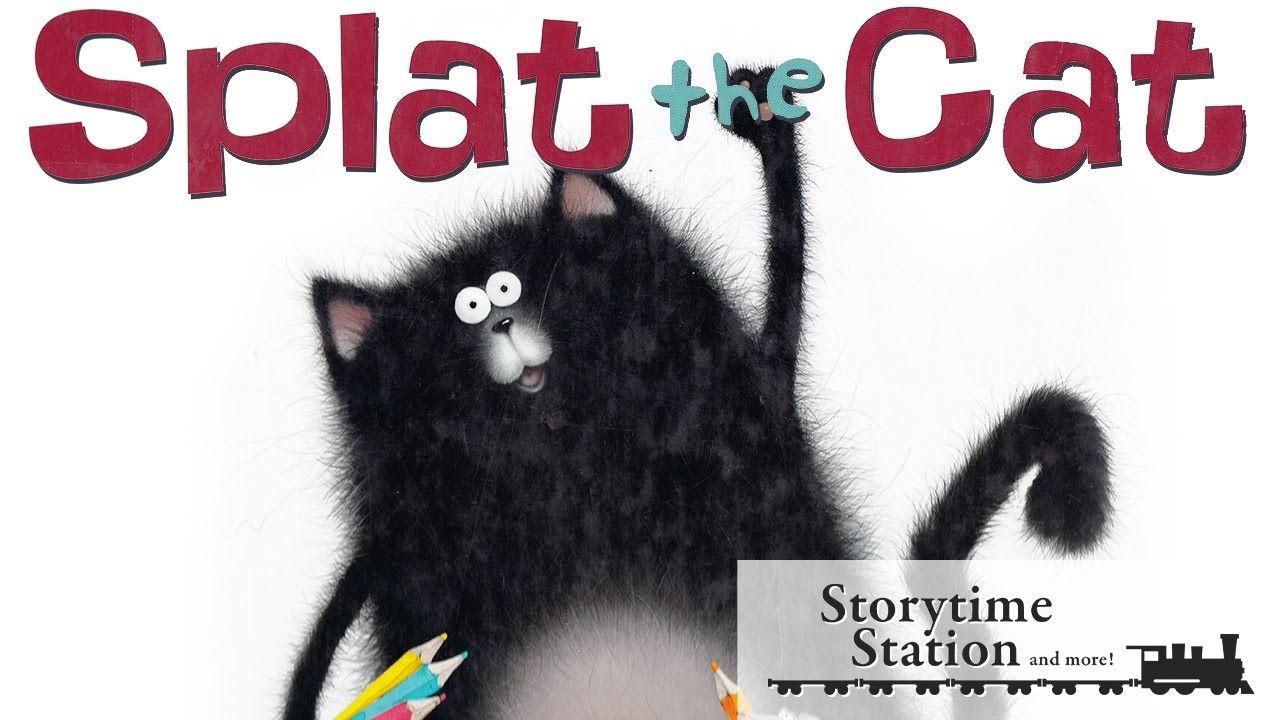Park Art My WordPress Blog_Splat The Cat Books Read Aloud