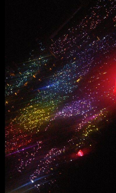 Bts Rainbow Ocean Bangtanarmycorps Bts Bts Concert Bts Wallpaper