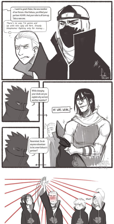 Naruto porno fumetto