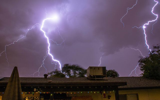 How to Avoid Lightning strikes - Daily Two Cents