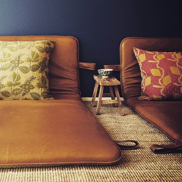 THE M - BOHEMIAN LOUNGE #them #bythornam #bohemian #danishdesign #madeindenmark #slowliving #furniture #interiordesign #design #leather #luxery