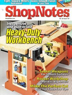 Download shopnotes 121.