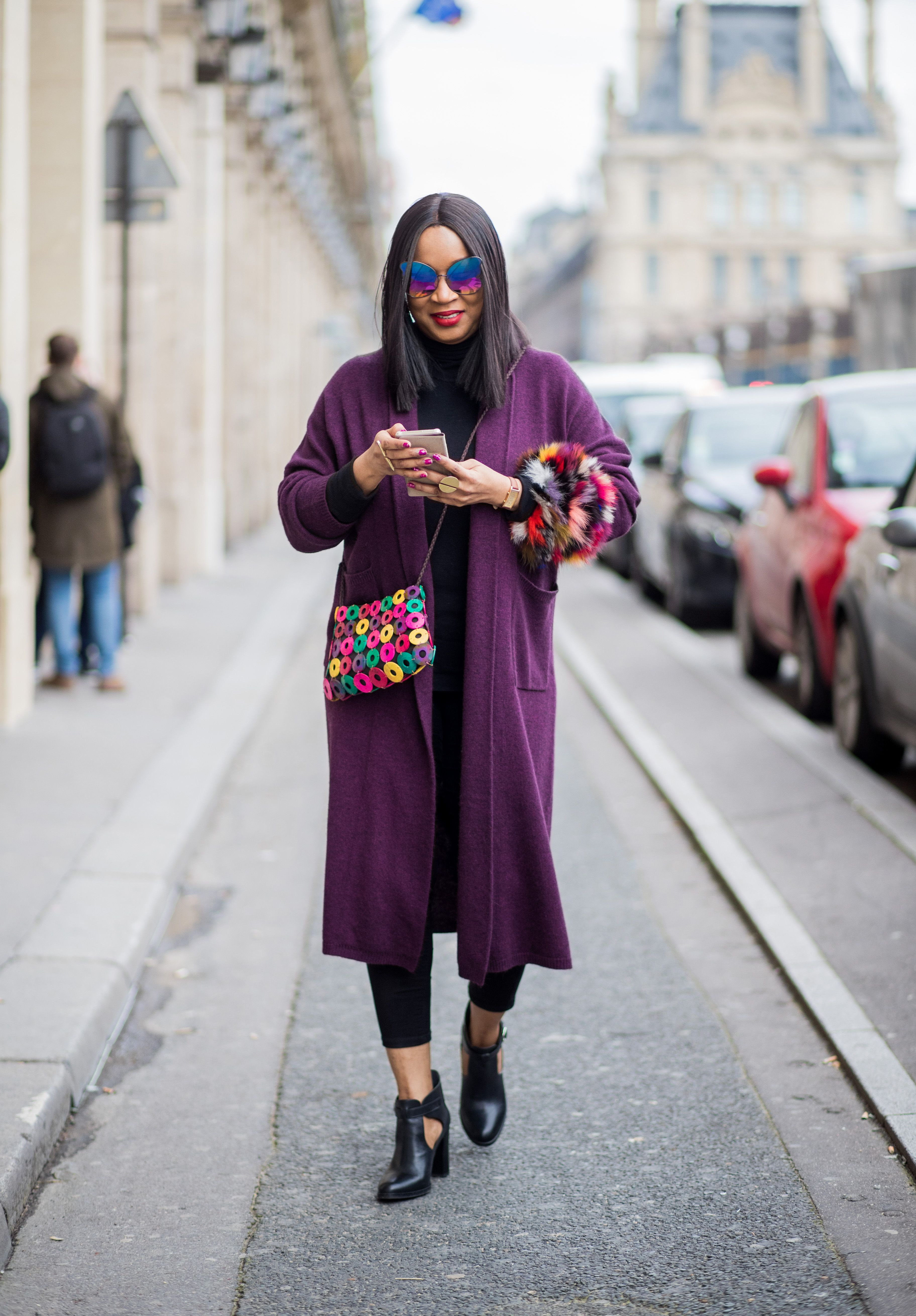 a2230a3b178 25 Perfect Winter-to-Spring Outfit Ideas for Curvy Women