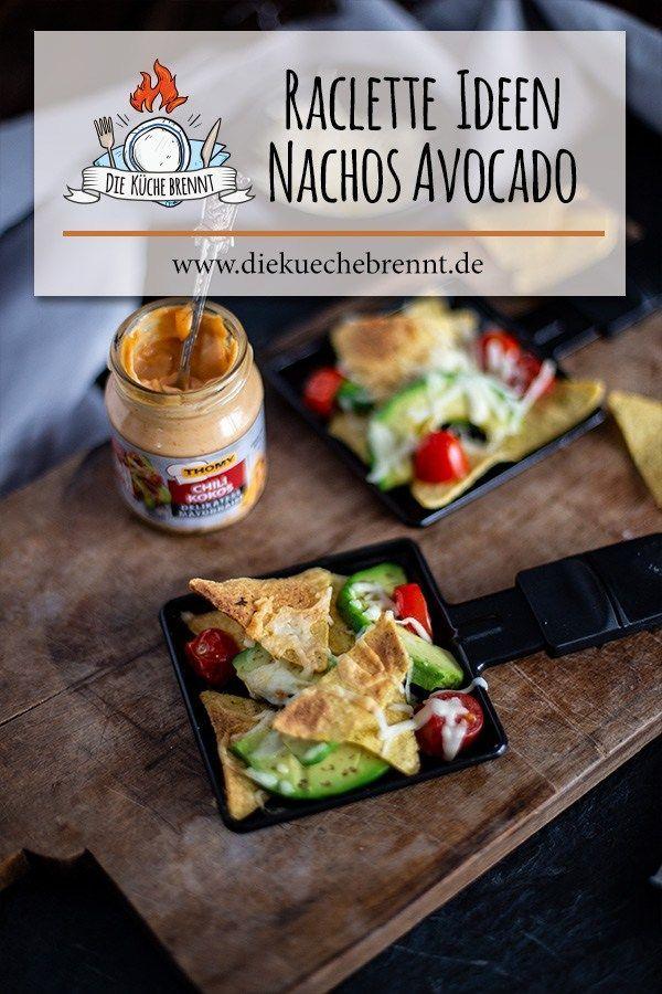 Einfache Raclette Ideen / Rezepte für Silvester - Pizza, Nachos &