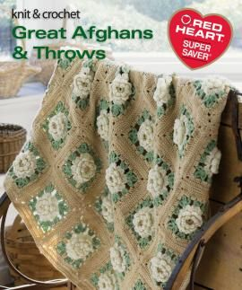 Great Afghans & Throws | Red Heart