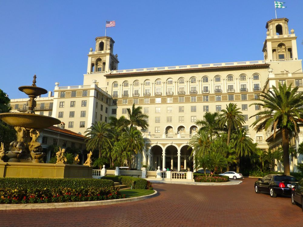 The Breakers Hotel West Palm Beach Florida Usa