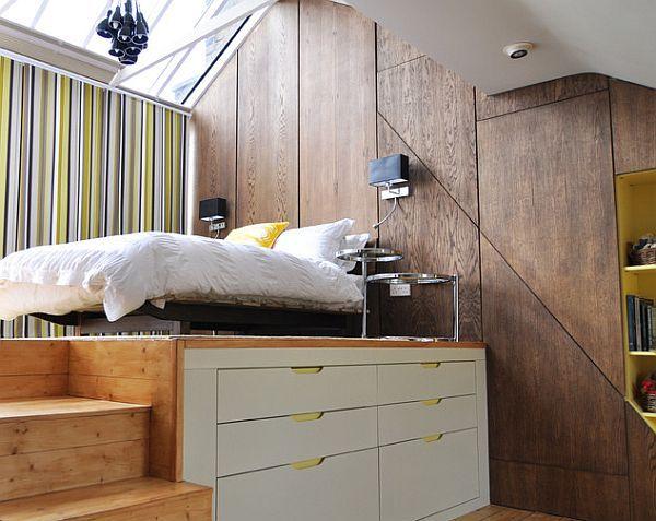 Creative Loft Bedroom Ideas Hold A Certain Fascination New Ideas .