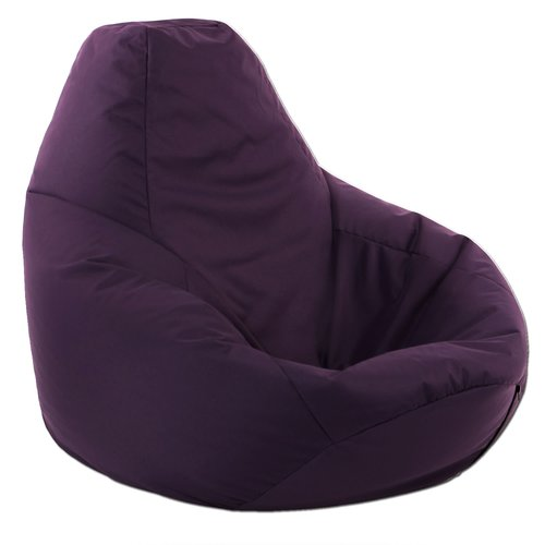 Wondrous Seater Bean Bag Lounger House Additions Colour Purple Andrewgaddart Wooden Chair Designs For Living Room Andrewgaddartcom