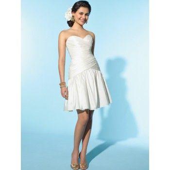 minihems.com short-casual-wedding-dresses-29 #shortdresses | Dresses ...