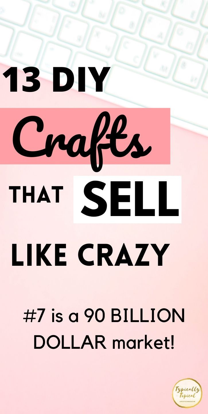 13 Super Profitable Things to Make and Sell Online