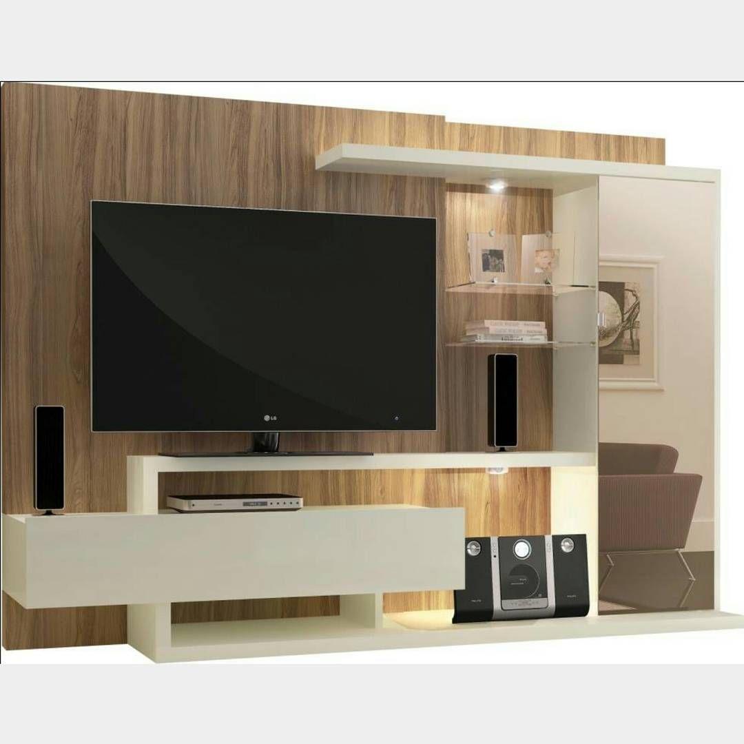 "Salas De Cine En Casa: ""Panel Para Tv . Whatsapp 0991042674"""