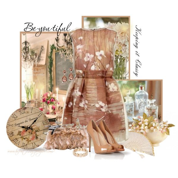 """* DOLCE & GABBANA Painted Dress *"" by hrfost1210 on Polyvore"