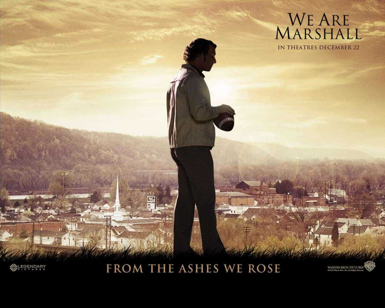 We Are Marshall a true story about the rebuilding of